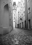Gasse zum Rathaus in Passau