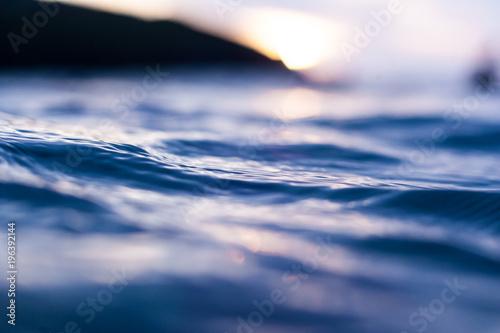 Fistral Beach - Newquay - Kornwalia - Północne Wybrzeże - Surf - Fotografia falowa - Woda w tle - Fala w tle - Sands