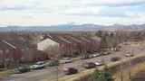 An establishing shot in a suburban neighborhood near Denver, Colorado. - 196416384