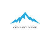 Mountain vector icon - 196441979