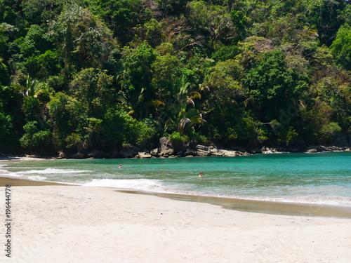 Foto op Canvas Tropical strand Hermosa Playa Manuel Antonio Costa Rica
