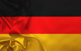 national flag of germany. - 196465589