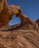 Valley of Fire State park in Nevada, USA.  - 196492142