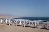 Ilo Peru. Coast