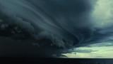 Storm Cloud at Sea - 196505762