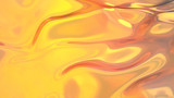 Honey, oil, caramel, beer abstract gold wave liquid background