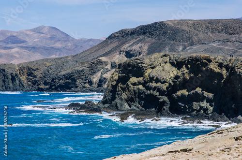 Foto op Canvas Blauwe hemel ocean landscape