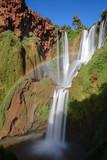 Ouzoud waterfalls, Grand Atlas in Morocco