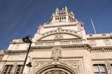 Londres, Cromwell, bâtiment victorien - 196564192