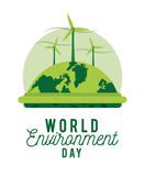 World environment day - 196582374