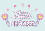 Little princess cute cartoons