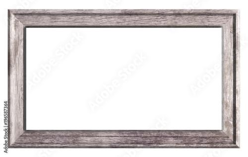 cadre bois brut naturel