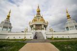 Wat Thung Setthi, Thung Setthi  temple, Khon Kaen, Thailand - 196597994