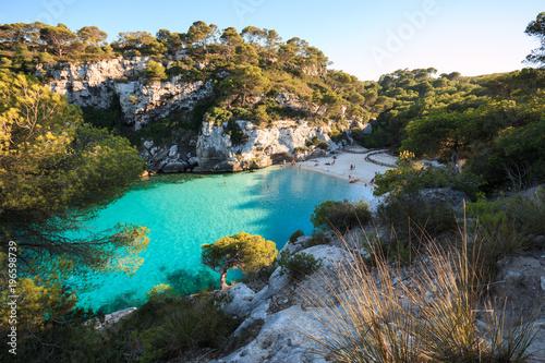 Cala Macarelleta - isola di Minorca (Baleari)