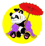 Panda Monk Color
