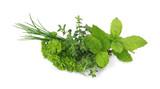 Mélanges de plantes aromatiques - 196612562