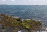 mar azul da Bahia