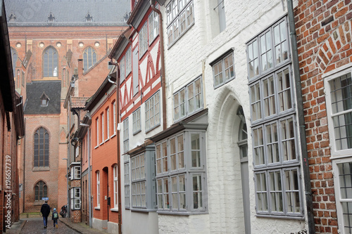 Sticker Lüneburg Koltmannstraße