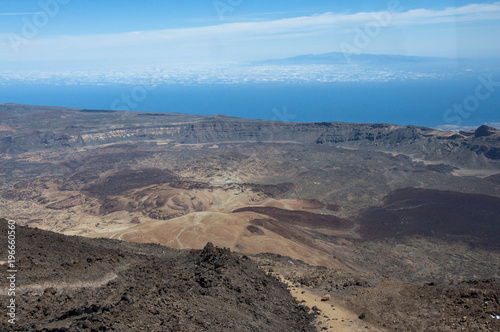 Droga do Wulkanu Teide, Boca Tauce