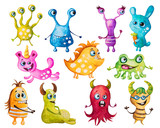 Colorful monsters - 196680137