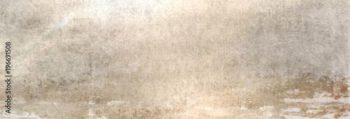 Fotobehang Betonbehang Textur einer alten Betonwand als Hintergrund, auf die etwas Sonnenlicht fällt