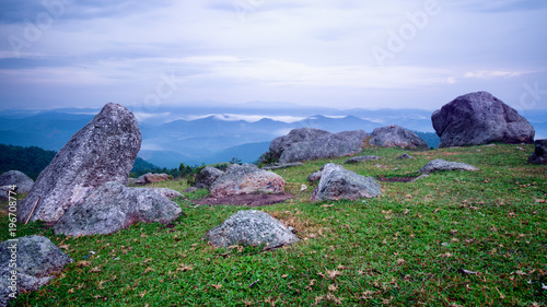 Stones on Mountains Bac Giang