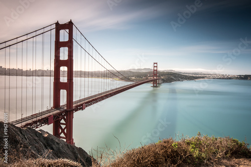 San Francisco - Golden Gate Bridge