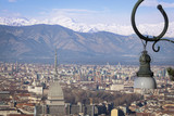 Turin Alps Skyline