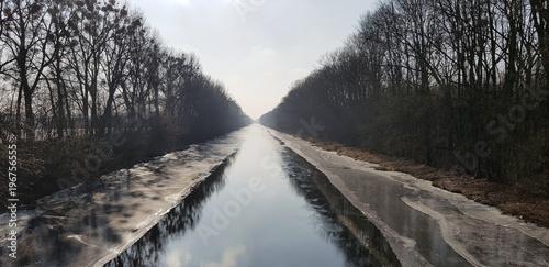 Kanał wodny