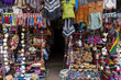 Quadro Colorful souvenirs on the market in Copacabana, Bolivia