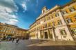 Montecitorio Palace,  seat of Italian parliament