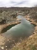 Potomac river quiet inlet - 196789172