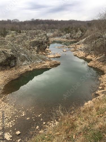 Potomac river quiet inlet