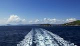 koukounaries beach - greece sea  - 196806712
