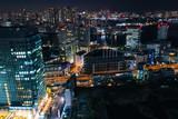 Night Cityscape in Tokyo