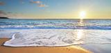 Summer on the sea beach.