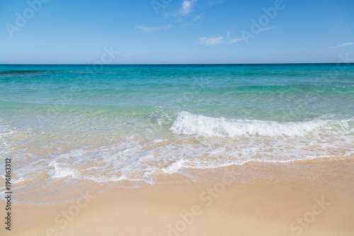 Strand und Meer auf den Kanarischen Inseln