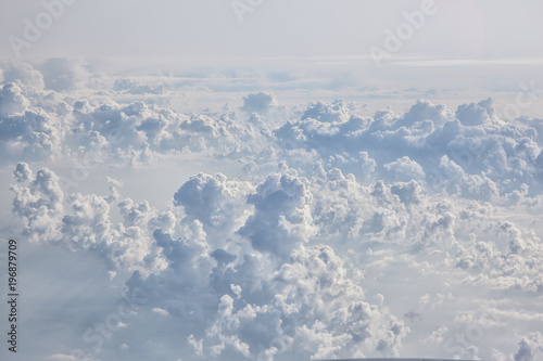 blue sky background - 196879709