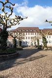 Vue d'une place d'Heidelberg,Région métropolitaine Rhin-Neckar  Heidelberg, Allemagne - 196905963