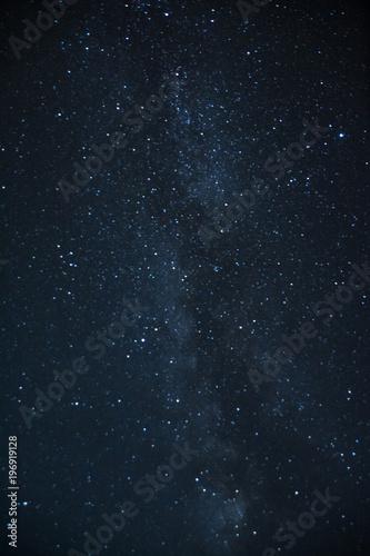 Aluminium Heelal Night full of Stars universe space