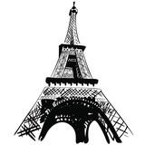 Fototapeta Eiffel Tower - Wieża Eiffla © Sawomir