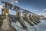 hydroelectric power station - 196942135