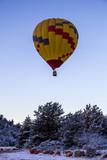 Hot Air Ballon - 196962304