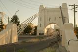 Walter Taylor Bridge also known as Indooroopilly Bridge in Brisbane, Queensland. - 196972789