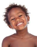 Beautiful Afro-American boy - 196984314
