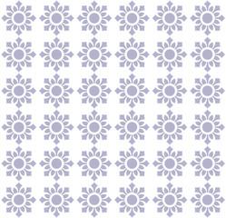 floral thai pattern © flworsmile