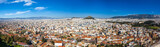 Panoramic view of Athens from Acropolis hill, sunny day - 197014953