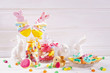 Colorful easter sweets