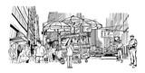 New York cityscape - 197016597