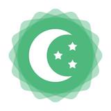 App Icon mint - Nacht